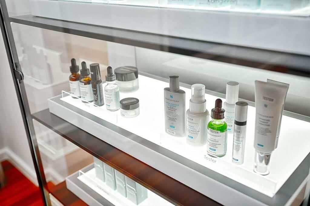 Innenbereich Klinik am Rhein