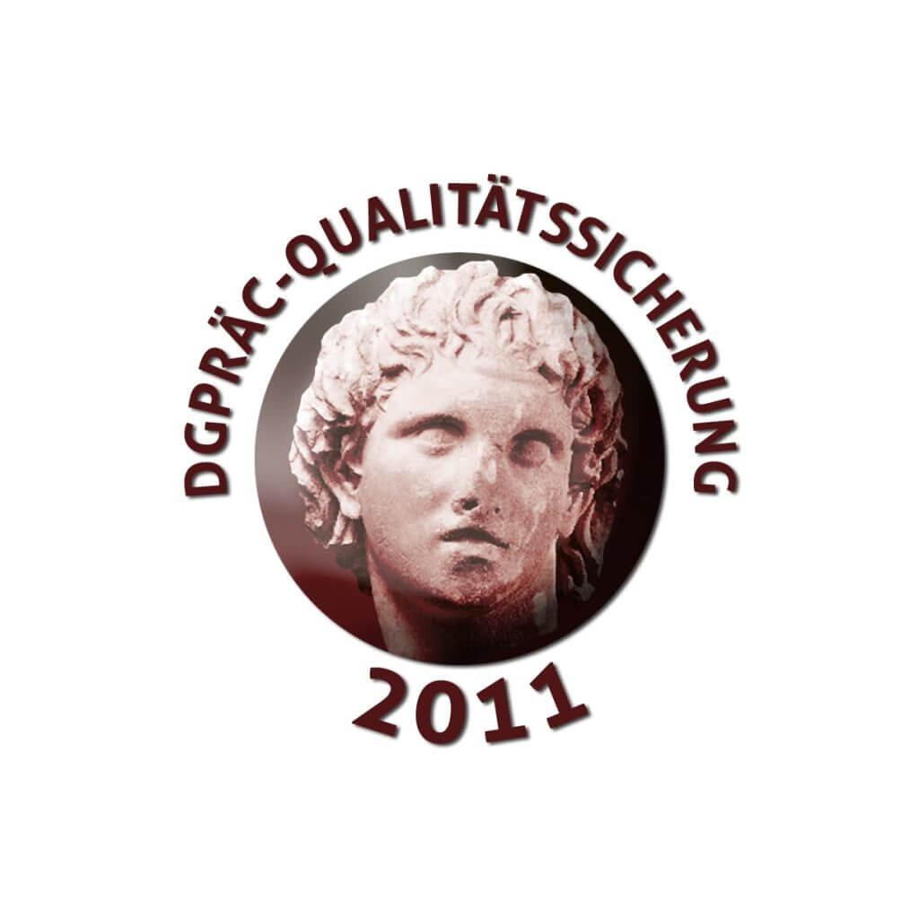 DGPRÄG quality seal