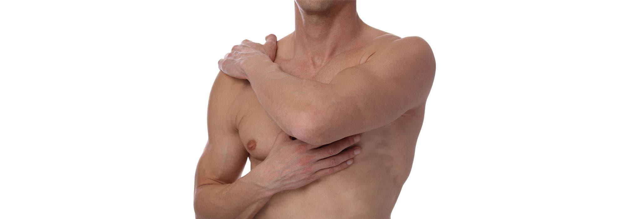 Bei männern brustvergrößerung Gynäkomastie