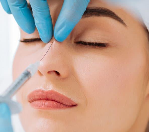Nasenfalten-Behandlung mit Botox in Düsseldorf
