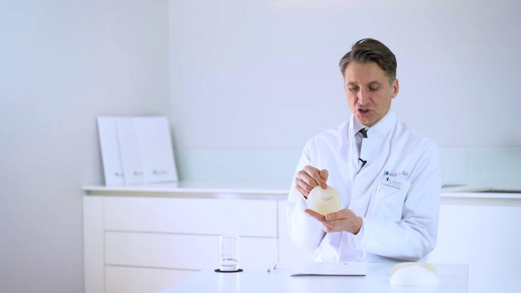 Welche Formen der Brustimplantate gibt es?