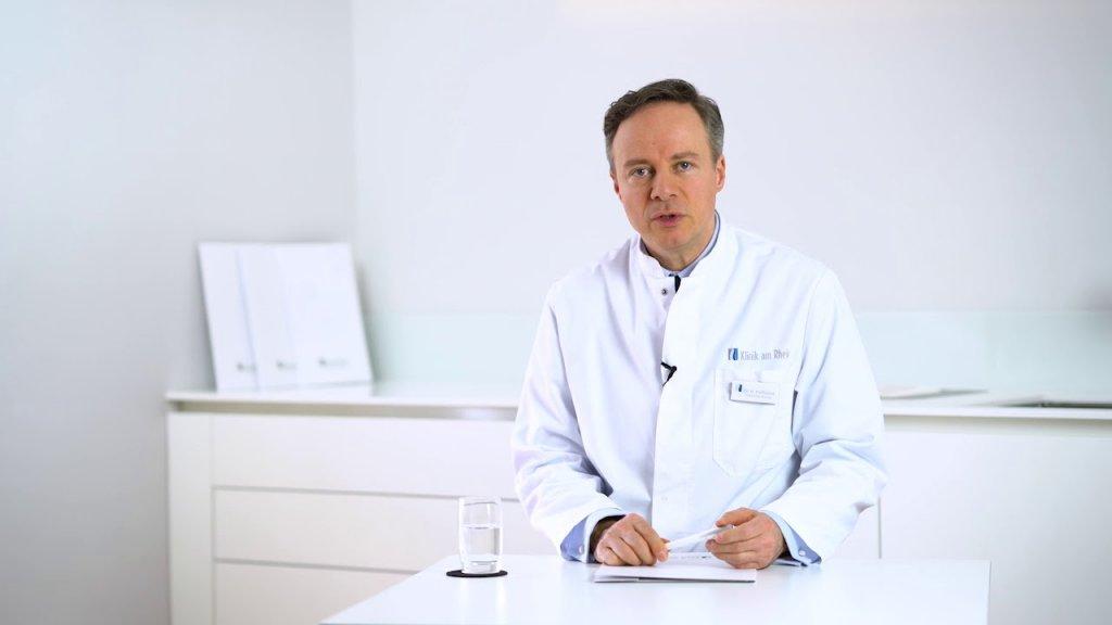 Brustvergrößerung in der Klinik am Rhein