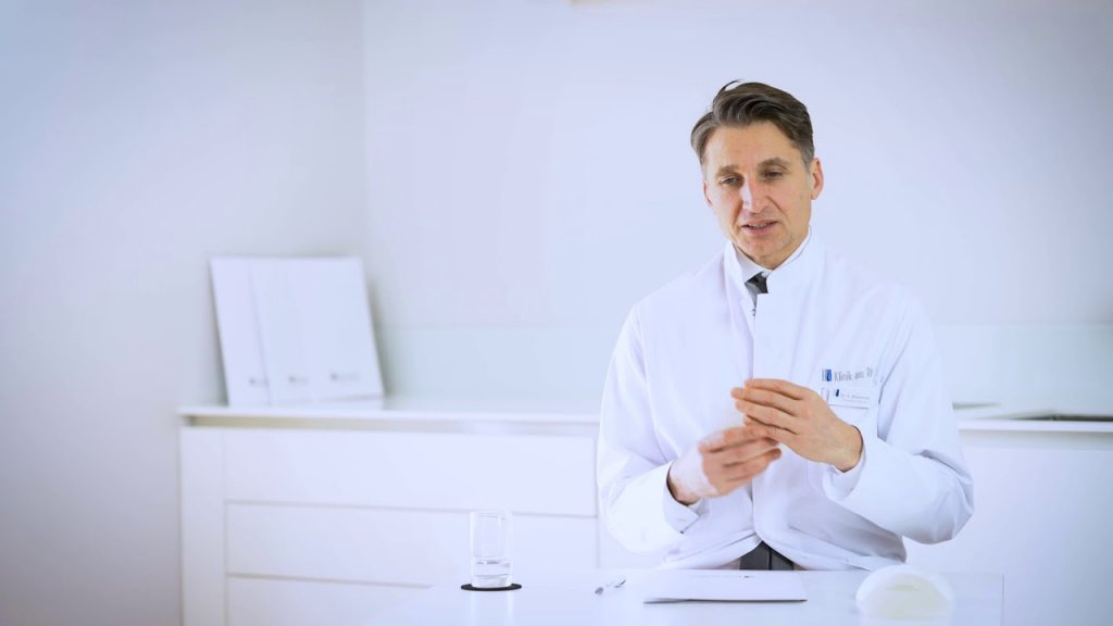 Wie und wo werden Brustimplantate positioniert?